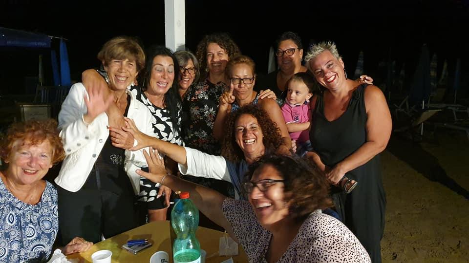 festa girandola beach